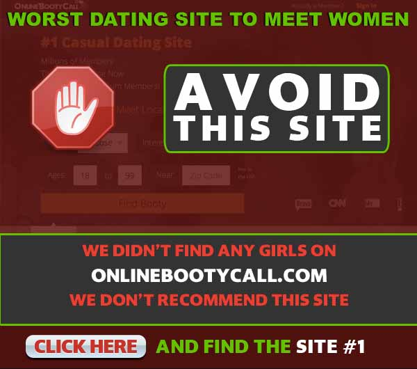 bootycall websites
