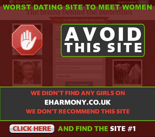 eHarmony.co.uk UK Reviews