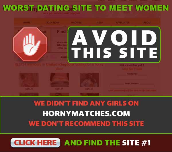 HornyMatches.com UK Reviews